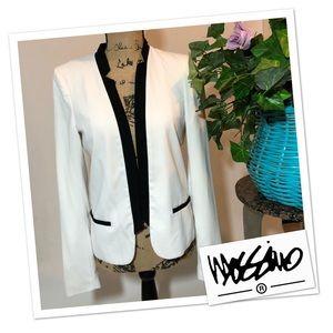 Mossimo Supply White Cardigan